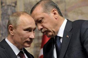 Putin biến Thổ Nhĩ Kỳ thành trợ thủ đắc lực ở Syria