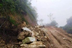 Phá rừng phòng hộ để khai thác đá quý