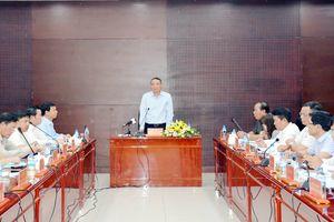Bí thư Thành ủy Trương Quang Nghĩa: Tạo môi trường lành mạnh, bình đẳng cho thương nhân hoạt động