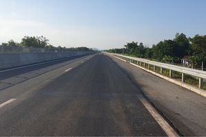 Hoàn thành sửa chữa cao tốc Đà Nẵng - Quảng Ngãi