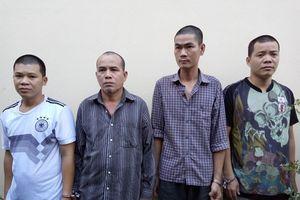 Bảo vệ Công ty CP nhiệt điện Cẩm Phả bày mưu trộm cắp tài sản