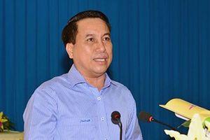 Chủ tịch UBND thành phố Trà Vinh Diệp Văn Thạnh bị cách chức