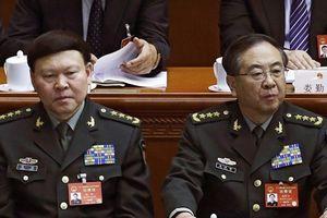 Trung Quốc khai trừ Đảng, tước quân hàm 2 cựu tướng cấp cao