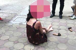 Vụ nổ súng bắn vợ cũ tại chung cư VOV: Mẹ nghi phạm nói gì?