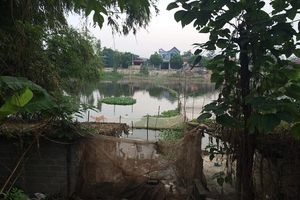 Hà Nam: Công ty Mỹ Đà lấy nước sông ô nhiễm làm nguyên liệu đầu vào cho nhà máy 'nước sạch'