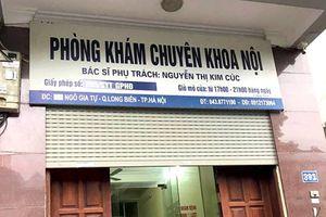Vụ bé trai 2 tuổi tử vong bất thường ở Hà Nội: Bác sĩ truyền dịch nói gì?