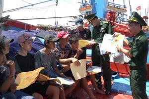 Nỗ lực chấm dứt tình trạng khai thác hải sản bất hợp pháp