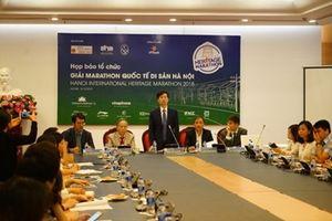 Báo Đại biểu Nhân dân phối hợp tổ chức Giải Marathon Quốc tế Di sản Hà Nội 2018