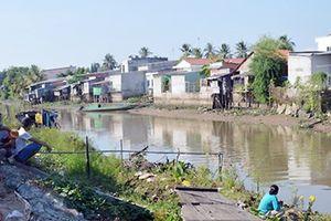 Dự án nạo vét sông Cao Lãnh có tổng mức đầu tư 81 tỉ đồng