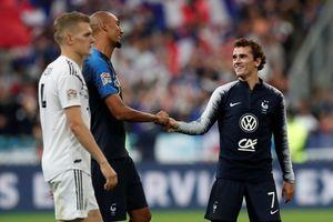 Tuyển Pháp chấm dứt hy vọng dự bán kết UEFA Nations League của Đức