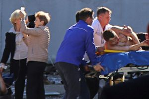 Lời kể của nhân chứng trong vụ tấn công trường học Crimea