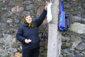 Làng treo tiền trước cửa mà không lo trộm ở Romania