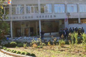 Ủy ban Điều tra Nga: Vụ nổ ở trường học Kerch là hành động khủng bố