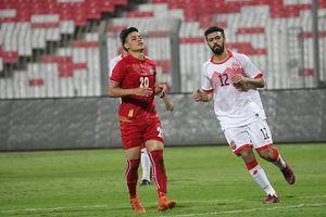 Đối thủ của tuyển Việt Nam thua thảm trước AFF Cup