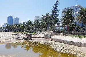 Đà Nẵng:Chỉ 16% cơ sở dịch vụ ven biển có giấy phép đấu nối xử lý nước thải