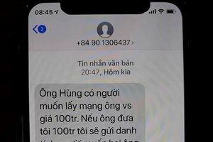 Huế: Nguyên Chánh VP Đoàn ĐBQH cũng bị tống tiền 100 triệu đồng