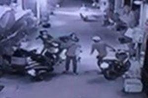 Tiến hành truy bắt đối tượng để điều tra về hành vi 'cướp tài sản'