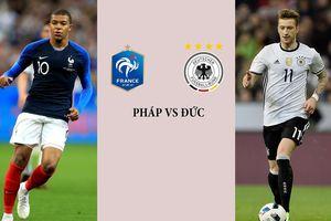 Đại chiến Pháp vs Đức, lượt về Nations League 2019: không còn gì để mất
