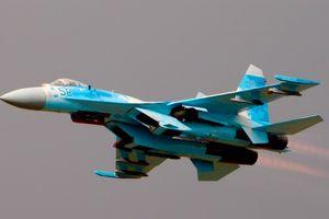 Phi công Mỹ thiệt mạng khi lái máy bay Su-27UB của Ukraine