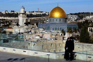 Thủ tướng Úc hứng chỉ trích vì ý định công nhận Jerusalem là thủ đô Israel