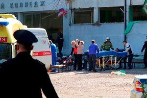 Đánh bom tại trường Đại học ở bán đảo Crimea, 18 người chết