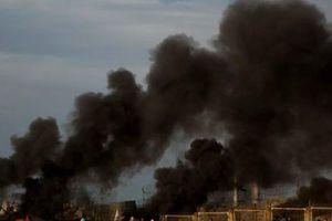 Quân đội Israel tấn công gần 20 mục tiêu quân sự tại Dải Gaza