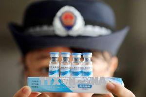 Trung Quốc phạt công ty sản xuất vaccine Trường Xuân Trường Sinh 1,3 tỷ USD