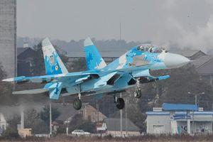 Ukraine mập mờ thông tin quân nhân Mỹ tử nạn trong vụ rơi Su-27