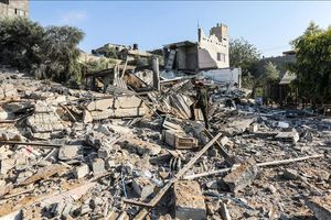 Israel đóng các cửa khẩu với Dải Gaza