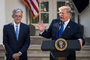 Tổng thống Trump: FED là 'mối đe dọa lớn nhất của tôi'