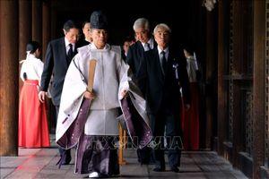 Trung Quốc, Hàn Quốc phản đối Thủ tướng Nhật Bản gửi đồ lễ đến đền Yasukuni