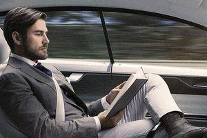 Audi Q7 tự lái - Cú bắt tay lịch sử của Huawei và Audi