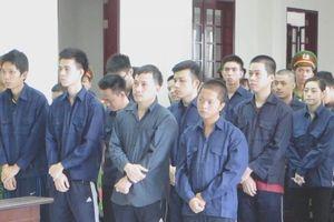 15 bị cáo trong vụ án ma túy lớn xảy ra tại quán karaoke HiHi 67 lãnh án tù
