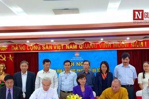 Hội nghị Cụm thi đua lĩnh vực Pháp luật và Tôn giáo