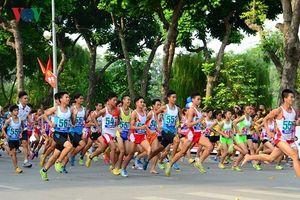 Hơn 2.000 vận động viên tham gia tranh tài