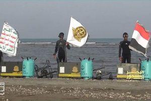 Truyền thông Yemen tung video khoe sức mạnh đặc nhiệm hải quân Houthi