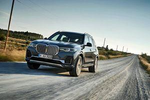 BMW X7 2019 chính thức lộ diện, sang trọng như Rolls-Royce