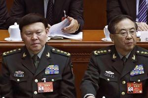 Thêm hai tướng quân đội Trung Quốc bị kỷ luật vì tham nhũng