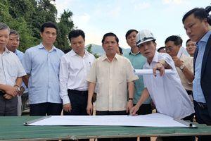 Bộ GTVT thúc tiến độ dự án giao thông trọng điểm tại Sơn La