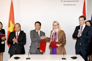 Việt - Áo hợp tác để tận dụng lợi thế cách mạng 4.0