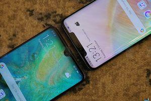 Huawei ra mắt Huawei Mate 20 Pro và Mate 20 với nhiều điểm nhấn khiến cả Apple cũng phải dè chừng