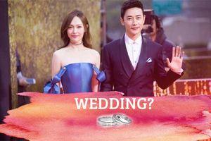 Phòng làm việc của La Tấn và Đường Yên trả lời lấp lửng trước tin đồn cặp đôi sẽ tổ chức đám cưới vào ngày 25-10