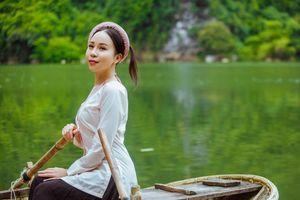 Sao Mai Hồng Duyên đẹp đằm thắm khi hóa thân thành phụ nữ xưa