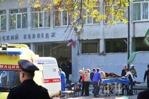 Nổ lớn trong trường cao đẳng ở Crimea, ít nhất 18 sinh viên thiệt mạng