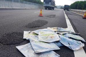 Vá đường Cao tốc Đà Nẵng - Quảng Ngãi: Vật liệu sử dụng một đằng, phương pháp áp dụng một nẻo
