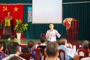 Bà Rịa - Vũng Tàu: Tập huấn tuyên truyền biển, đảo tại xã Bình Châu