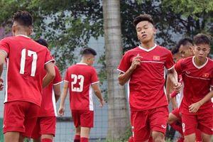 U19 Việt Nam: Chất lượng mặt sân Indonesia không tốt