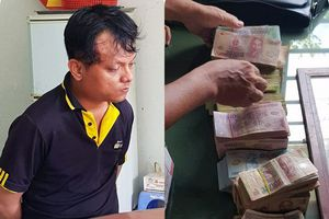 Tiền Giang: 1 ông chủ bị nhân viên cũ xịt hơi cay, cướp đi nửa tỷ đồng