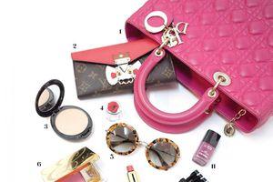 Những loại mỹ phẩm không thể thiếu trong túi xách cô nàng công sở