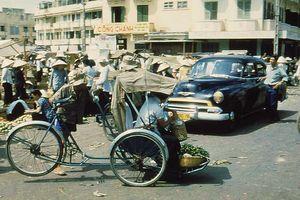 Việt Nam xưa dung dị qua bộ ảnh mang chất phim cổ điển